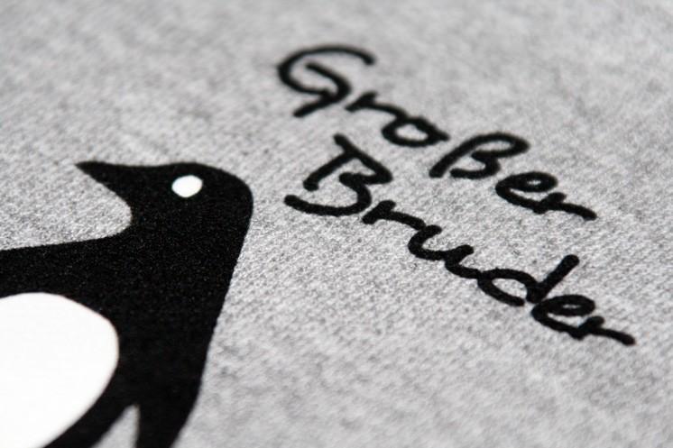 T-Shirt Druckverfahren Flex–Transferdruck
