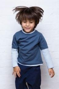 Humbugz Skater Boy Layered Top