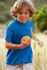 Fruit of the Loom Kids Value Weight T