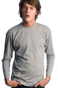 B&C Langarm T-Shirt Exact 150 LSL