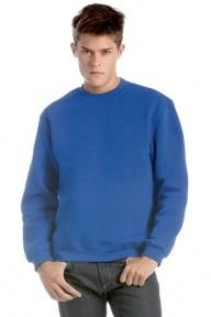 B&C Rundhals-Sweatshirt Set In