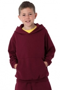 Russell Kids Hooded Sweat mit 260 g/qm
