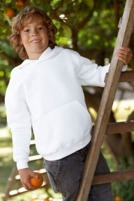 Fruit of the Loom Kids Hooded Sweat mit 280 g/qm