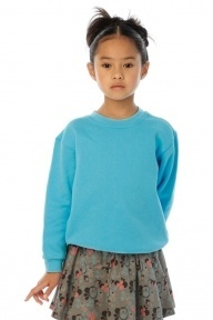 B&C Kinder Sweatshirt Set-In /kids