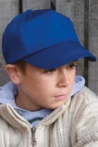 Result Headwear Kinder Basecap mit Klettverschluss