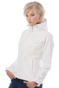 B&C Hooded Softshell Lady