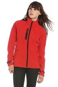 B&C Ladies Technical Softshell Jacket