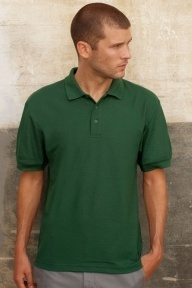 Fruit of the Loom Heavyweight 65:35 Polo