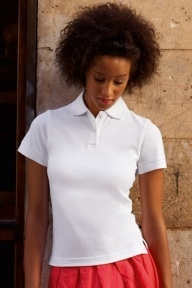 Fruit of the Loom Lady-Fit-Polo
