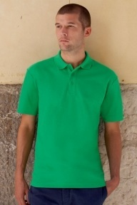 Fruit of the Loom Piqué Polo Mischgewebe mit 180 g/qm