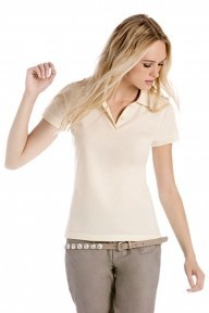 B&C Organic Polo Ladies