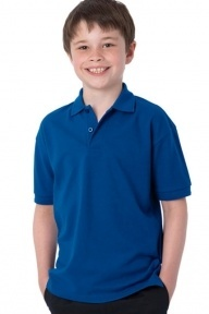Russell Europe Childrens Polo Shirt