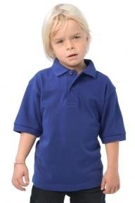 B&C Kinder Poloshirt Safran /kids