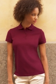 Fruit of the Loom Ladies Polo Mischgewebe