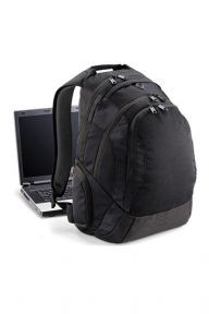 Quadra Vessel(TM) Laptop Backpack