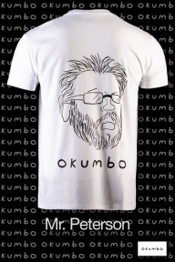 Okumbo T-Shirt Mr. Peterson