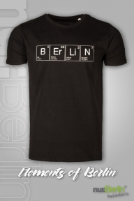 nur.Berlin® T-Shirt Elements of Berlin