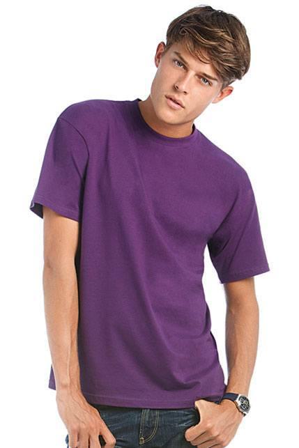 T-Shirt B&C Exact 190 [TU004]