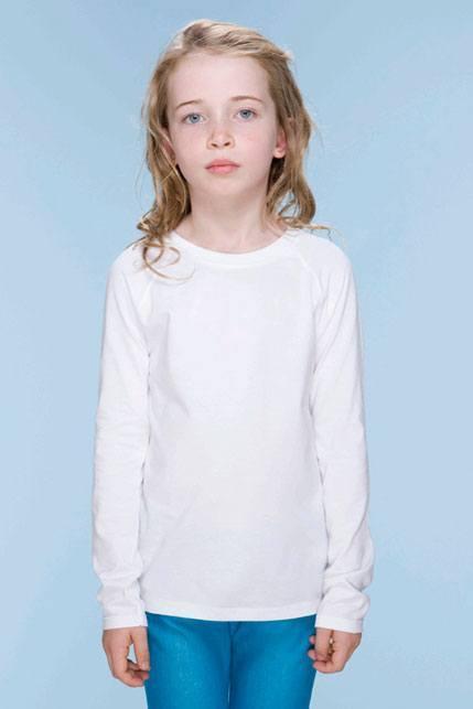 Raglan T-Shirt Langarm