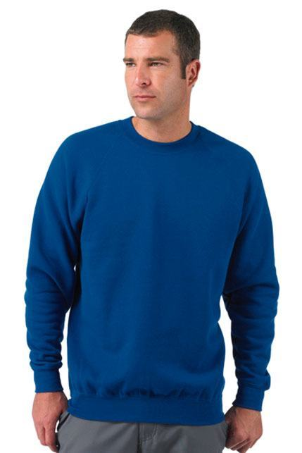 Raglan Sweatshirt mit 295 g/qm