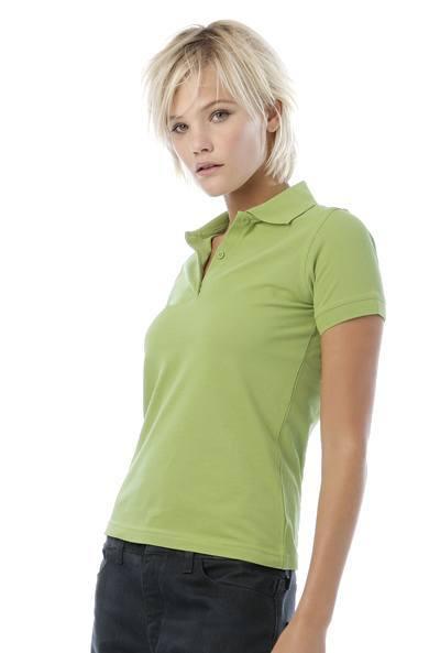 Poloshirt Safran Pure /women