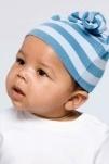 Babybugz Baby Striped 1 Knot Hat - Bild 2 von 3