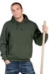 B&C Kapuzen-Pullover Hooded - Bild 2 von 2