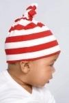 Babybugz Baby Striped 1 Knot Hat - Bild 3 von 3