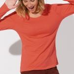 Stanley/Stella Stella Jokes Longsleeve FairWear - Bild 5 von 5