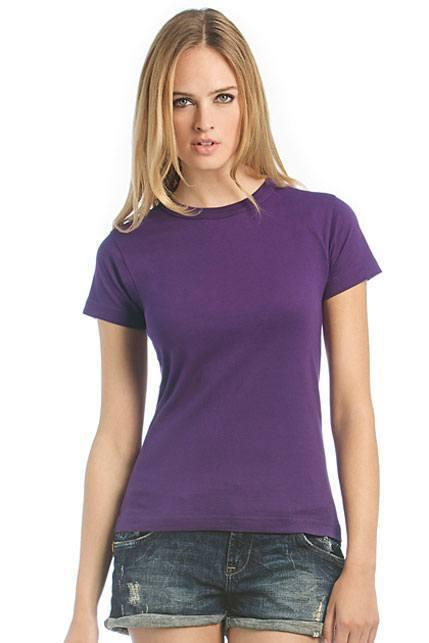 Produktbild: B&C Damen T-Shirt Exact190 /woman