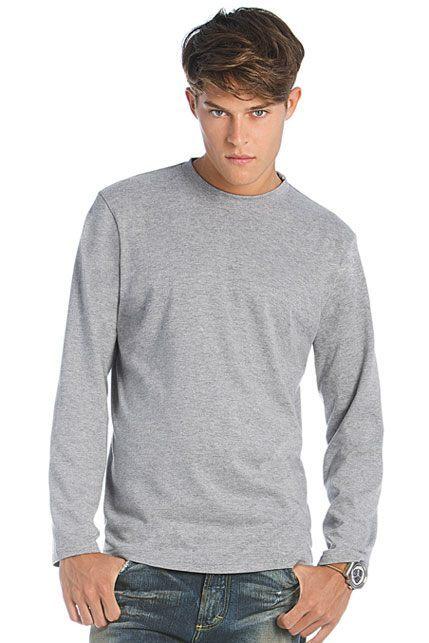 Produktbild: B&C Longsleeve Shirt Exact 190 LSL