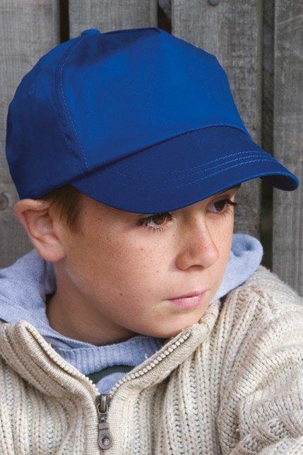 Produktbild: Result Headwear Kinder Basecap mit Klettverschluss