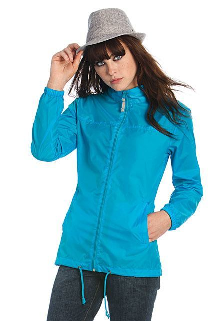 Produktbild: B&C Ladies Windbreaker