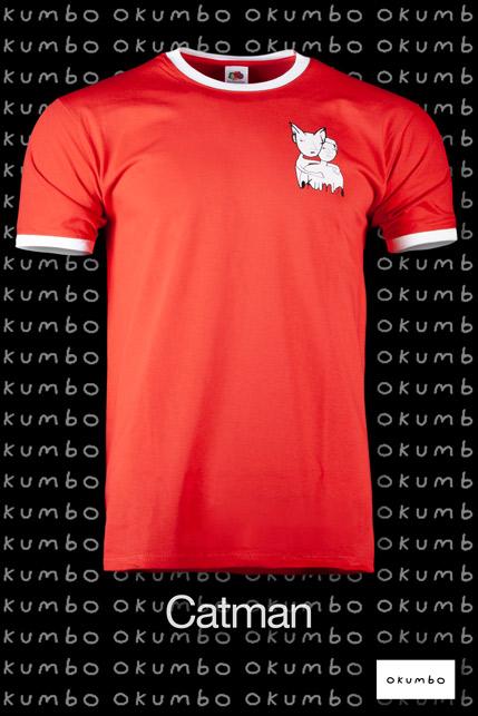 Produktbild: Okumbo Catman T-Shirt