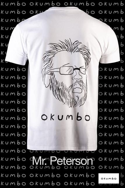 Produktbild: Okumbo T-Shirt Mr. Peterson