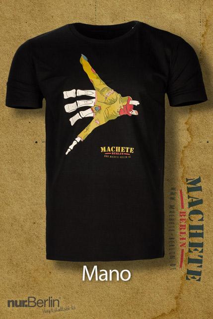 Produktbild: Machete Mano T-Shirt