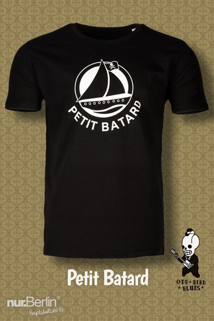 Produktbild: Odd Bird Blues Petit Batard T-Shirt