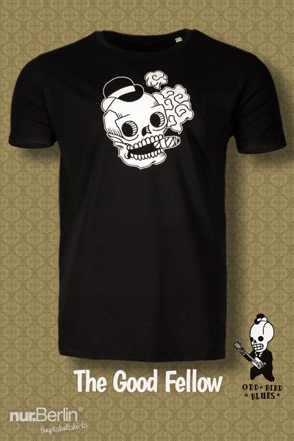 Produktbild: Odd Bird Blues The Good Fellow T-Shirt