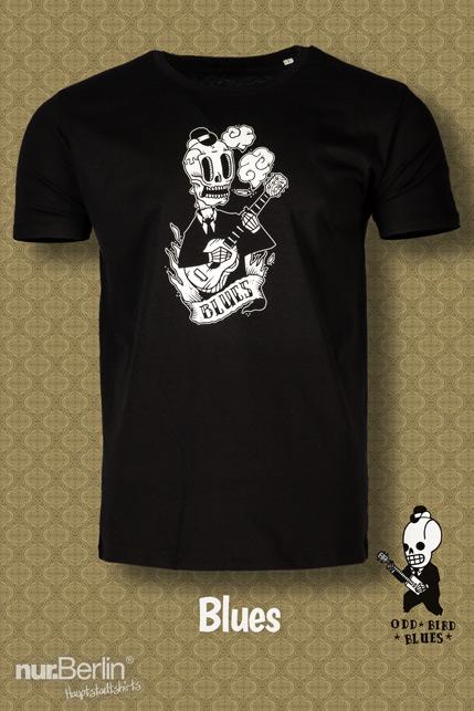 Produktbild: Odd Bird Blues Blues T-Shirt